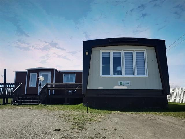 Mobile home for sale in Cap-Chat, Gaspésie/Îles-de-la-Madeleine, 194, Rue  Notre-Dame Est, 10742515 - Centris.ca