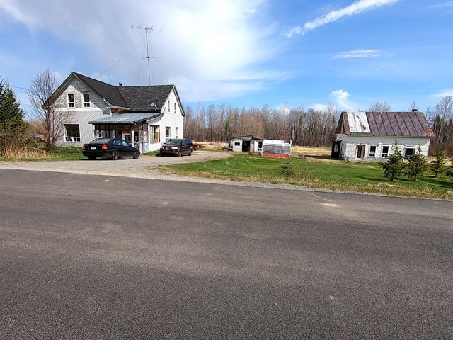 Maison à vendre à Macamic, Abitibi-Témiscamingue, 1255, 2e-et-3e Rang Ouest, 19626387 - Centris.ca