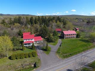 Hobby farm for sale in Cap-Saint-Ignace, Chaudière-Appalaches, 94, Chemin des Érables Est, 26298474 - Centris.ca