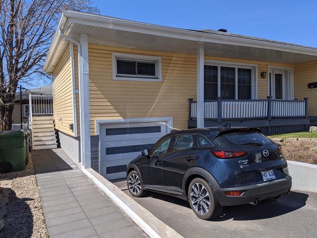 Duplex à vendre à Lévis (Desjardins), Chaudière-Appalaches, 747Z - 749Z, Rue  Saint-Onésime, 16796381 - Centris.ca