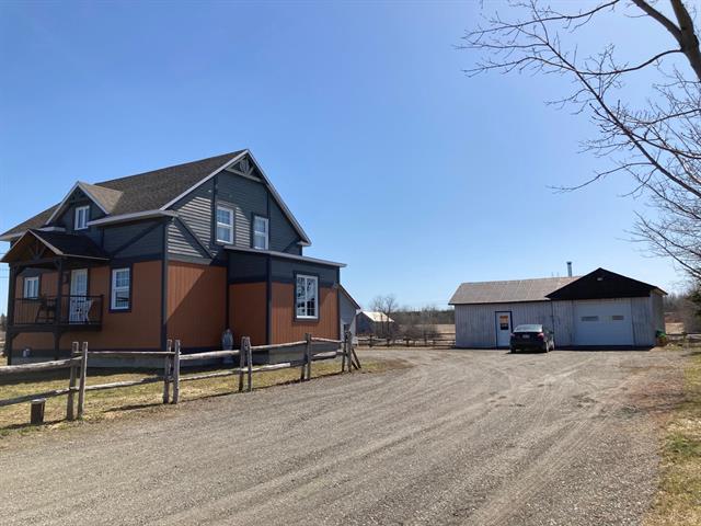Hobby farm for sale in Saint-Antonin, Bas-Saint-Laurent, 1313, 1er Rang, 24613987 - Centris.ca