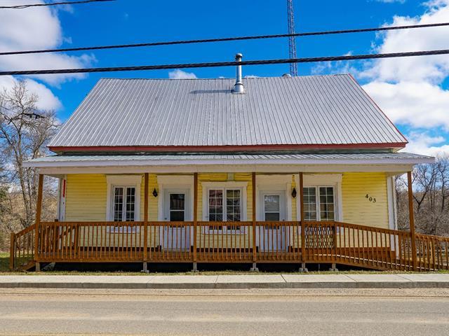Cottage for sale in Saint-Didace, Lanaudière, 403, Rue  Principale, 18846723 - Centris.ca