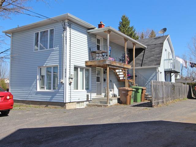 Duplex à vendre à Sainte-Agathe-de-Lotbinière, Chaudière-Appalaches, 2415 - 2417, Rue  Saint-Georges, 18664171 - Centris.ca