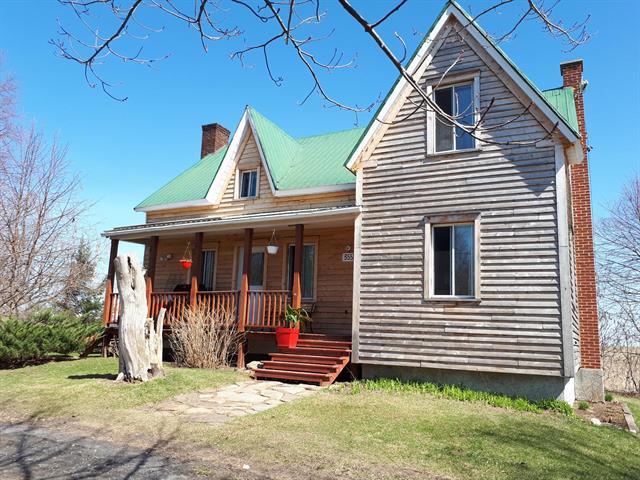 Maison à vendre à Saint-Aimé, Montérégie, 355, Rang  Saint-Charles, 23987641 - Centris.ca
