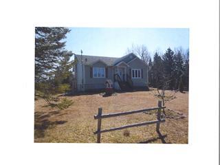 Maison à vendre à Val-Racine, Estrie, 2925, Chemin  Saint-Léon, 19754089 - Centris.ca