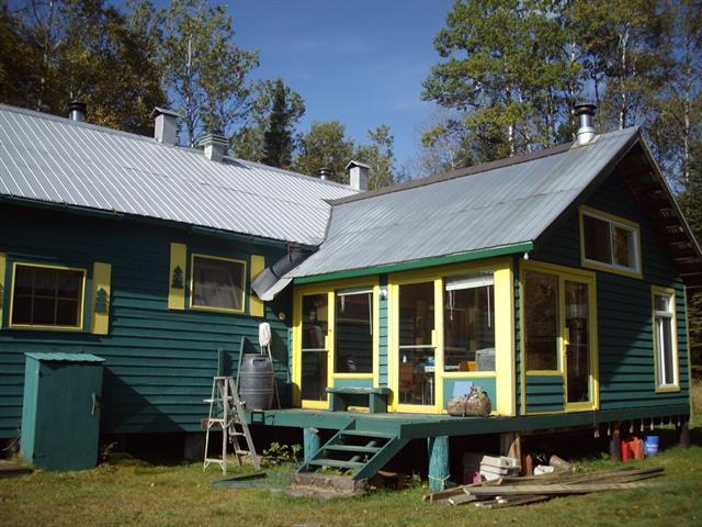 House for sale in Territoires autres/Other Territories (Laurentides), Laurentides, 1, Dépôt-du-Lac-au-Pin, 13537489 - Centris.ca