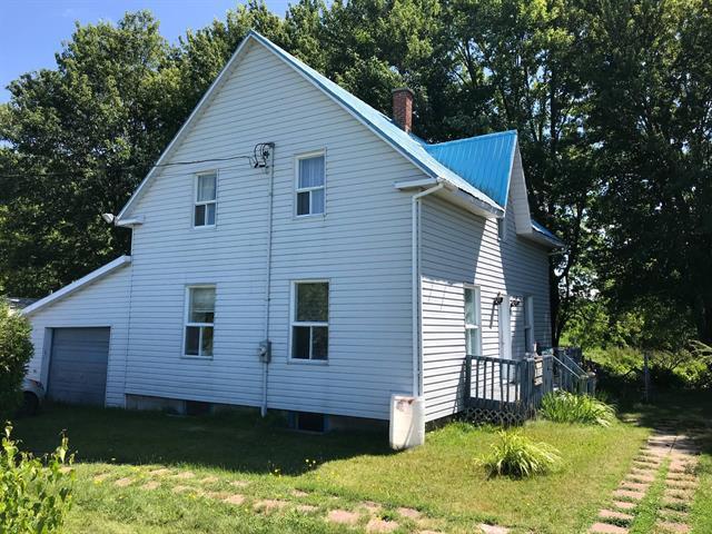 Maison à vendre à La Visitation-de-Yamaska, Centre-du-Québec, 124, Rang  Chatillon, 20409446 - Centris.ca