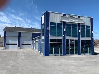 Commercial building for rent in Notre-Dame-des-Prairies, Lanaudière, 536, Route  131, 11616435 - Centris.ca