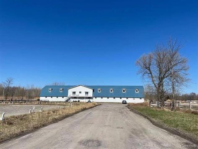 Ferme à vendre à Carignan, Montérégie, 4900 - 4950, Chemin  Bellerive, 25679421 - Centris.ca