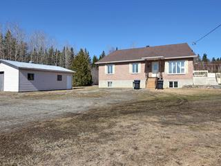 Maison à vendre à Pohénégamook, Bas-Saint-Laurent, 1079, Rang  Tom-Fox, 16686716 - Centris.ca