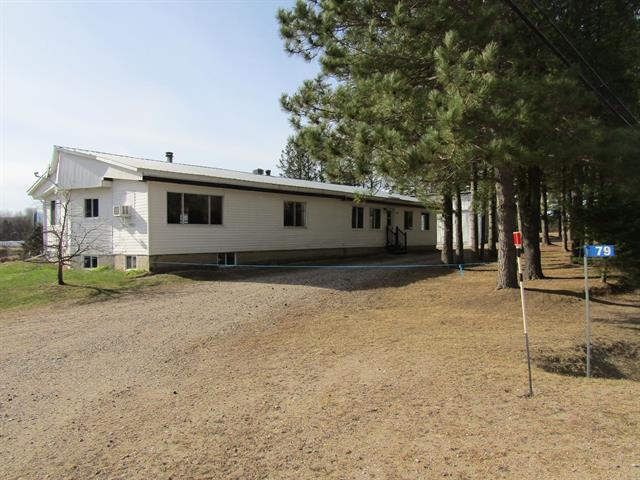 Maison mobile à vendre à Montcerf-Lytton, Outaouais, 79, Chemin de Lytton, 11165611 - Centris.ca