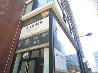 Loft / Studio for rent in Montréal (Ville-Marie), Montréal (Island), 280, boulevard  René-Lévesque Ouest, apt. 1905, 28574860 - Centris.ca