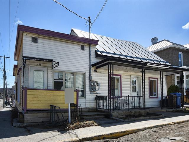 Duplex à vendre à Saint-Gabriel, Lanaudière, 128 - 130, Rue  Saint-Joseph, 12695642 - Centris.ca