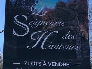 Terrain à vendre à Saint-Hippolyte, Laurentides, Rue du Roi-du-Nord, 22744322 - Centris.ca