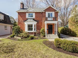 Maison à vendre à Mont-Royal, Montréal (Île), 227, Avenue  Lockhart, 23738684 - Centris.ca