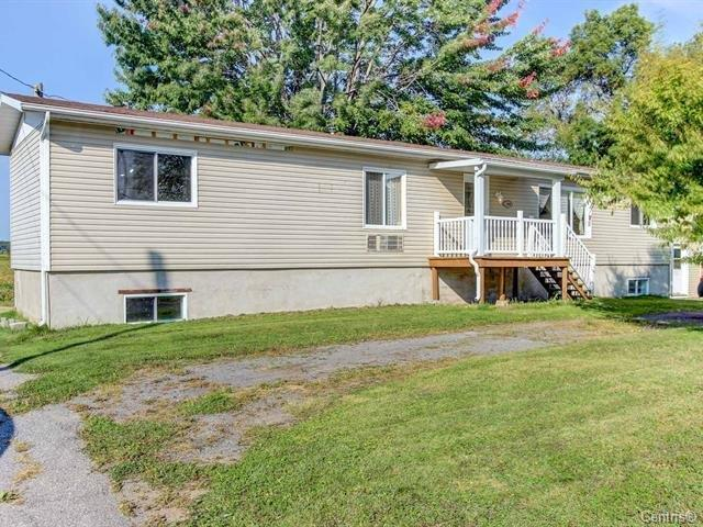 Maison à vendre à Batiscan, Mauricie, 1399, Rue  Principale, 23761347 - Centris.ca