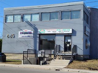 Bâtisse commerciale à vendre à Gatineau (Hull), Outaouais, 665, boulevard  Saint-Joseph, 14829719 - Centris.ca