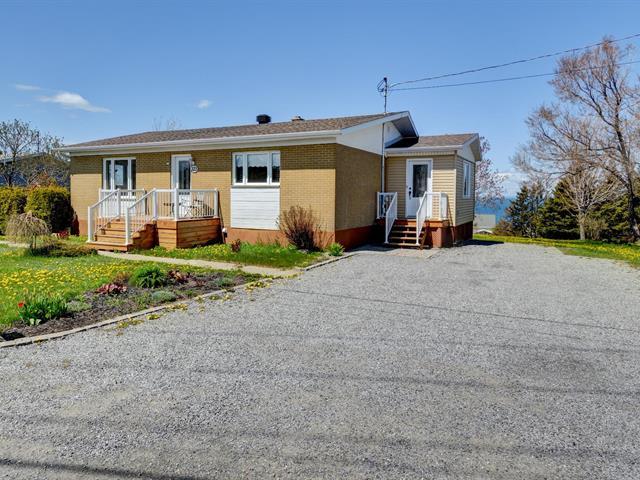 Maison à vendre à Sainte-Luce, Bas-Saint-Laurent, 322, Route  132 Ouest, 21235021 - Centris.ca