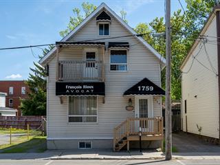 Duplex à vendre à Trois-Rivières, Mauricie, 1759, Rue  Royale, 25777890 - Centris.ca