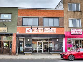 Bâtisse commerciale à vendre à Montréal (Rosemont/La Petite-Patrie), Montréal (Île), 4280Z - 4282Z, Rue  Beaubien Est, 25622720 - Centris.ca