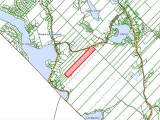 Land for sale in Val-des-Lacs, Laurentides, Chemin  Charron, 21159665 - Centris.ca
