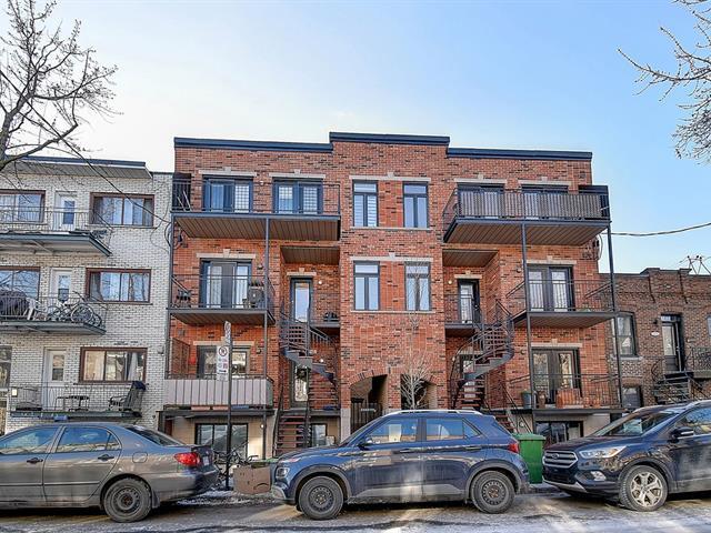 Condo à vendre à Montréal (Rosemont/La Petite-Patrie), Montréal (Île), 5468, 1re Avenue, app. D, 23061849 - Centris.ca
