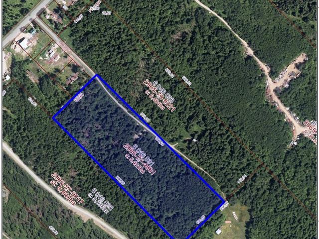 Terre à vendre à Saint-Fabien-de-Panet, Chaudière-Appalaches, Rang  Sainte-Marie, 13270813 - Centris.ca
