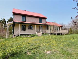 Maison à vendre à Saint-Épiphane, Bas-Saint-Laurent, 427, 3e Rang Est, 11646128 - Centris.ca