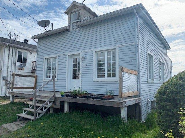 Maison à vendre à Ferme-Neuve, Laurentides, 451, 12e Avenue, 10498824 - Centris.ca