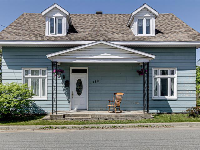 Maison à vendre à Sainte-Anne-de-la-Pérade, Mauricie, 110, Rue  Sainte-Anne, 14795370 - Centris.ca