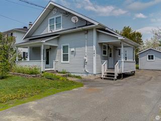 Maison à vendre à Thetford Mines, Chaudière-Appalaches, 347, Rue  Beaudoin, 26863094 - Centris.ca