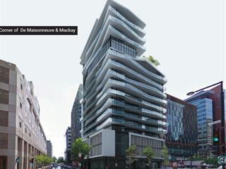 Commercial unit for rent in Montréal (Ville-Marie), Montréal (Island), 1500, boulevard  De Maisonneuve Ouest, suite 5, 22002351 - Centris.ca