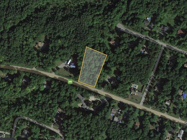 Terrain à vendre à Vaudreuil-Dorion, Montérégie, Route  Harwood, 17106607 - Centris.ca