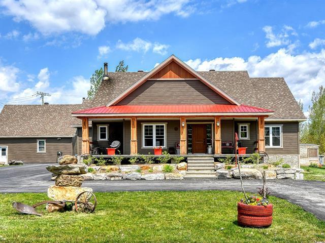 Maison à vendre à Sainte-Clotilde, Montérégie, 2, Rue des Bouleaux, 23386529 - Centris.ca