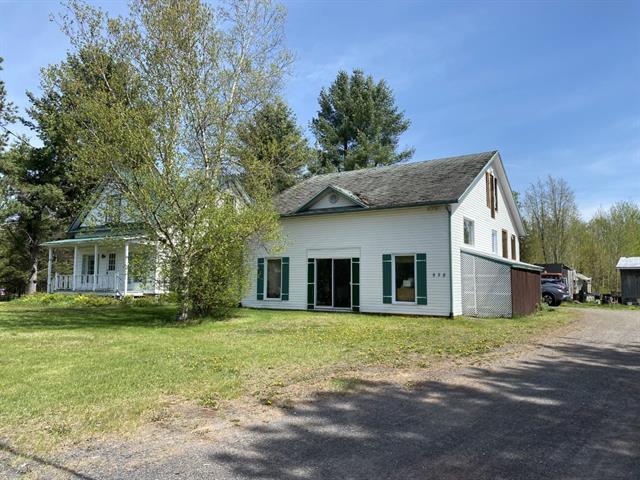 Hobby farm for sale in Villeroy, Centre-du-Québec, 838Z, 16e Rang Ouest, 17299109 - Centris.ca