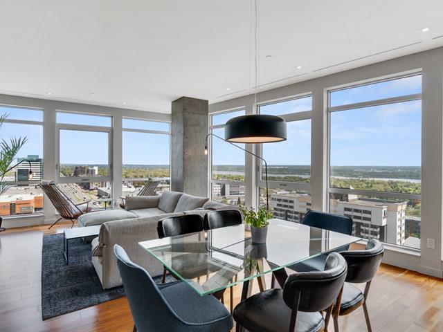 Condo / Apartment for rent in Québec (Sainte-Foy/Sillery/Cap-Rouge), Capitale-Nationale, 2818, boulevard  Laurier, apt. 1502, 10755821 - Centris.ca