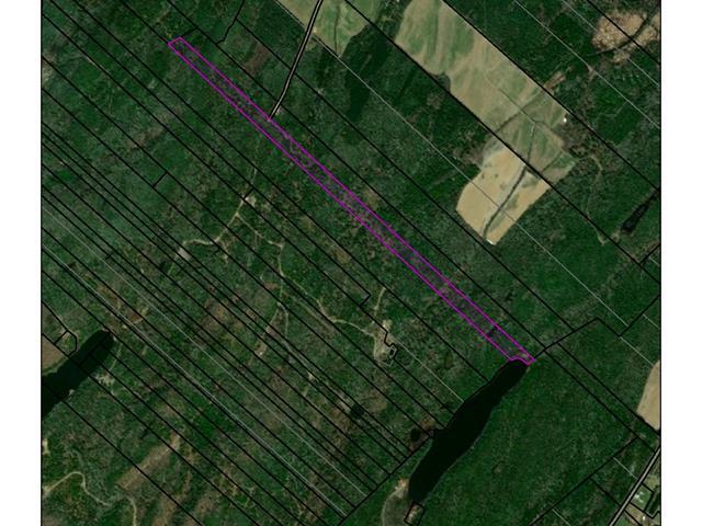 Terre à vendre à Saint-Donat (Bas-Saint-Laurent), Bas-Saint-Laurent, 4e Rang Ouest, 10963132 - Centris.ca