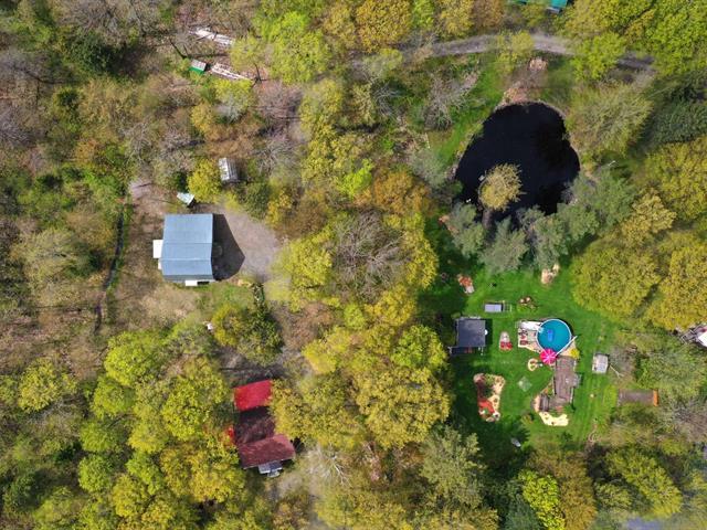 Hobby farm for sale in Saint-Bernard, Chaudière-Appalaches, 1, Chemin des Iris, 14599443 - Centris.ca