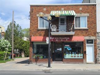 Duplex à vendre à Montréal (Le Sud-Ouest), Montréal (Île), 6396 - 6398, boulevard  Monk, 27346460 - Centris.ca