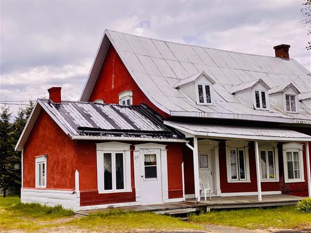 Maison à vendre à Baie-Saint-Paul, Capitale-Nationale, 20, Chemin de l'Équerre, 25763034 - Centris.ca