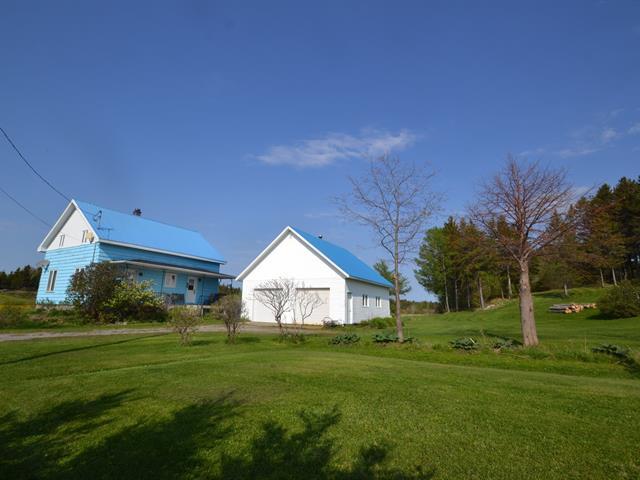 Hobby farm for sale in Saint-Bruno, Saguenay/Lac-Saint-Jean, 1000, 7e Rang Nord, 24131997 - Centris.ca