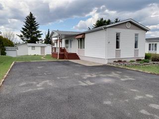 Mobile home for sale in Témiscouata-sur-le-Lac, Bas-Saint-Laurent, 13, Rue du Parc, 27816264 - Centris.ca