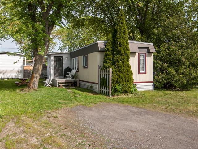 Mobile home for sale in Richelieu, Montérégie, 50, Montée  Daigneault, apt. 13, 17394034 - Centris.ca