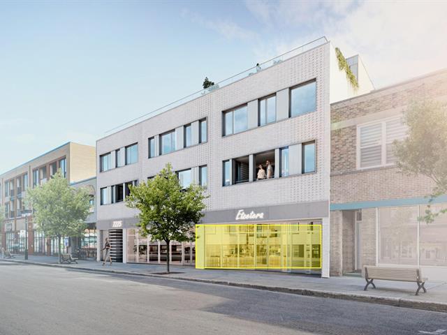 Commercial unit for sale in Montréal (Villeray/Saint-Michel/Parc-Extension), Montréal (Island), 7225, Rue  Saint-Hubert, 27365121 - Centris.ca
