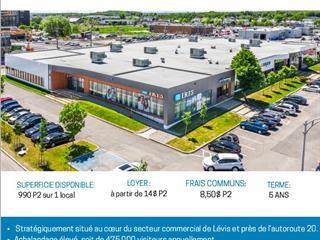 Commercial unit for rent in Lévis (Desjardins), Chaudière-Appalaches, 5700, boulevard  Étienne-Dallaire, 9689994 - Centris.ca