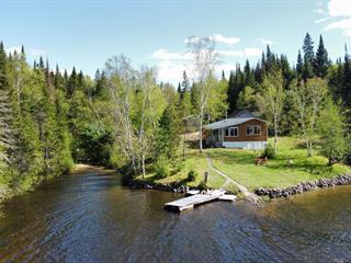 Cottage for sale in La Tuque, Mauricie, 235, Lac la Tuque, 28319916 - Centris.ca