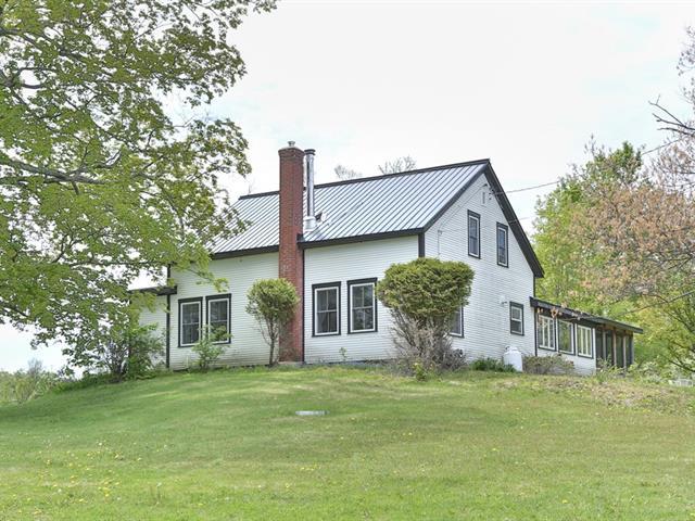 Farm for sale in Brome, Montérégie, 350Z - 392Z, Chemin  Jackson, 12307415 - Centris.ca