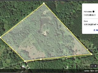Terrain à vendre à Lac-Brome, Montérégie, Chemin  Doucet, 13735954 - Centris.ca