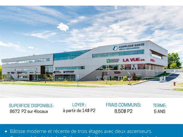 Local commercial à louer à Lévis (Les Chutes-de-la-Chaudière-Ouest), Chaudière-Appalaches, 809, Route des Rivières, 23015933 - Centris.ca