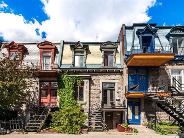 Duplex for sale in Montréal (Le Plateau-Mont-Royal), Montréal (Island), 3639 - 3641, Rue  Drolet, 22378817 - Centris.ca